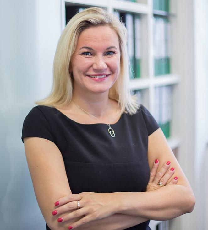 Christin Oha - Finanzbuchhalterin